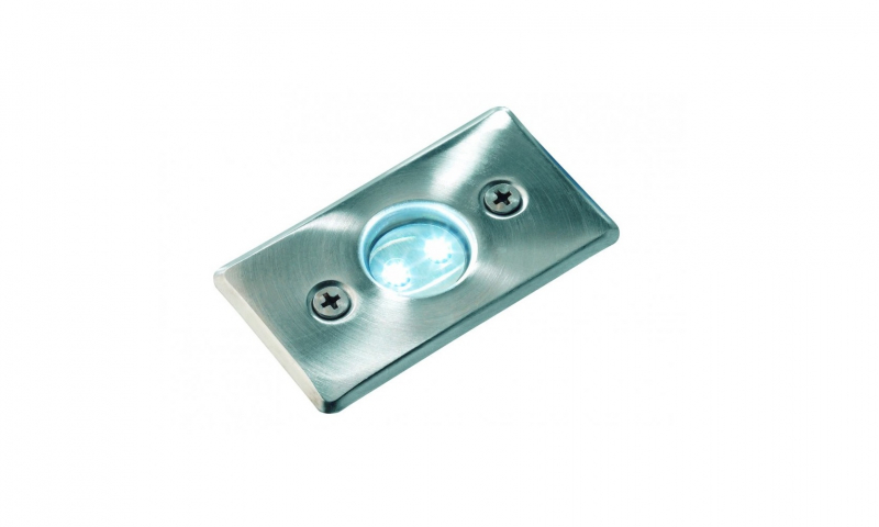 Garden Lights - Grundleuchten Axis (6000K | 0,5W | 10lm | 12V | 70x42x28mm)