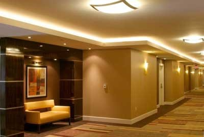 LED Strip indecte verlichting