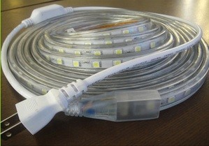 LED high Power LED strip | 220V | 14,4W | 1M | Orange