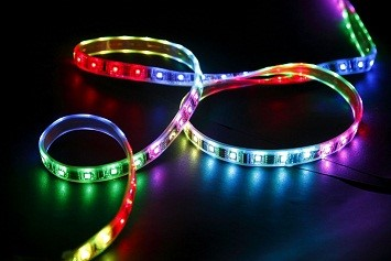 LED Strip RGB - 24 Volt