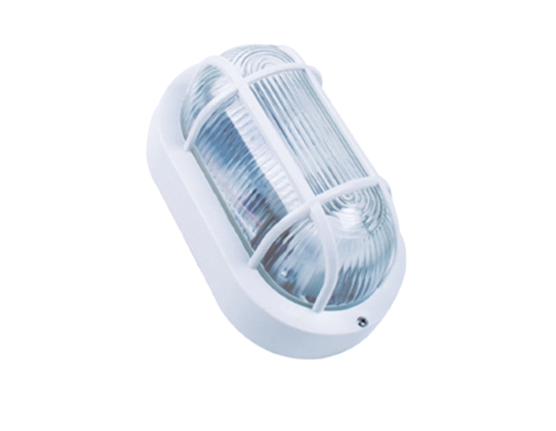 LED Gevellamp | 230V | 2W | Warm Wit | BH Wit