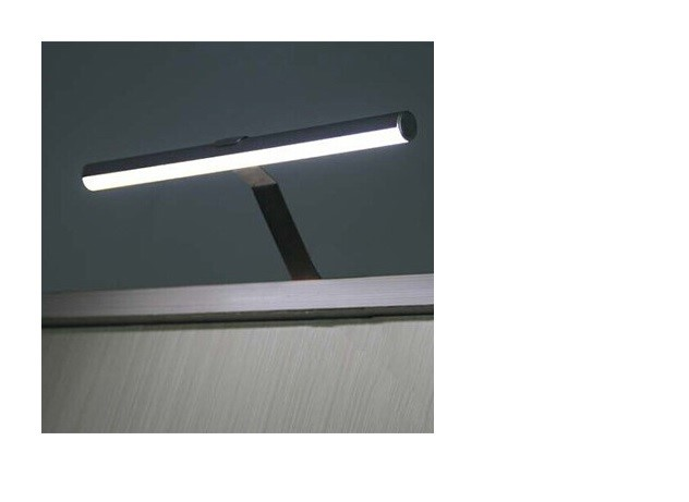 LED Kastverlichting set | 2 Lampjes | 2 x 3W | Aluminium