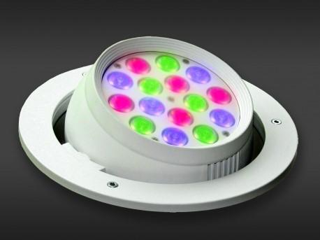 saveware led powerbar 24v 18w 15 gekleurde leds variabel color pod 15. Black Bedroom Furniture Sets. Home Design Ideas