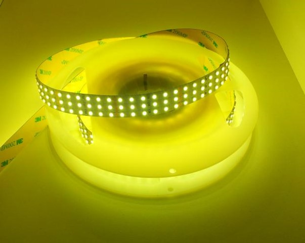 Power LED strip | 24V | 144W | 1800 LEDs | 5 Met