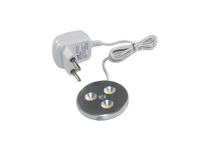 LED Kastverlichting set | 1 Lampjes | 1 x 3W
