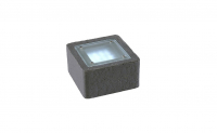 Garden Lights - Uplight Xerus Stein Anthrazit (6000K | 2 W | 50lm | 12V | 140x140x75mm)