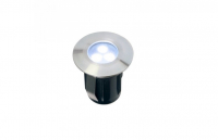 Garden Lights - Groundlight Alpha (6000K | 0,5W | 10lm | 12V | 45x42mm)