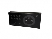 LED Controller | 12-24V | DecaLED® Touch Panel DMX 16, wall mount, DMX