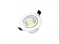 BudgetLine | LED inbouwspot | 1 LED spots | 284Lm | Doe Het Zelf LED Kit | Warm Wit | Ron