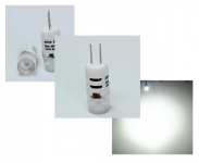 LED steeklampje | 12V | 1,5W | VV 10-15W | Cool Wit | G4 |