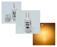LED steeklampje | 12V | 1,5W | VV 10-15W | Warm Wit | G4 |