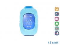 Kids Smartwatch | GPS Tracking | GWJM11BLUE | Blauw