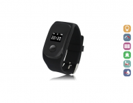 Kids Smartwatch | GPS Tracking | GWSS22BLACK | Black