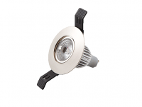 Interlight | Camita | LED inbouwspot | 1 LED spots | 380Lm | 7W
