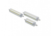 LED buislamp | 230 Volt | 15 Watt | VV 150 Watt | 110mm | Warm Wit | 360 | Dimbaar