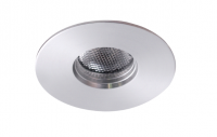 LED inbouwspot | 1 LED | Rond | 3W | 700mA | Warm Wit | LWLDA111B3WWW700 | Alu