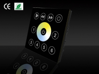 LED Controller | DMXw@re Touch Panel, wall mount | DMX | Wit / Warm Wit