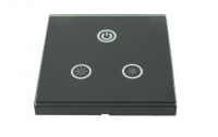 LED Dimmer | DIMw@re Controller | 1 x 4A | 12-24V | Wallpanel 05