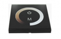 LED Dimmer | DIMw@re Controller | 1 x 4A | 12-24V | Wallpanel 06