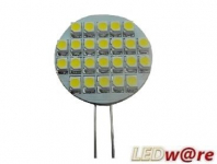 LED steeklampje | 12V | 1,5W | VV 8W | Warm Wit | G4 | 80