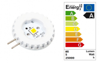 LED steeklampje | 12V | 1,5W | VV 10W | Warm Wit | G4 | 85