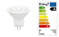 LED steeklampje | 12V | 1 LED | 2,5W | VV 15W | Warm Wit |