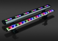 LED Powerbar | 24V | 20W | 18 gekleurde LEDs | Variabel