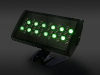 LED Powerbar | 230V | 48W | 36 gekleurde LEDs | Variabel
