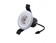 Interlight | Camita | LED inbouwspot | 1 LED spots | 440Lm | 10W