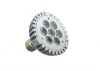 LED Spot (PowerLED) | 220V | E27 | 7W | VV 40W | Warm Wit | 7W Par 30
