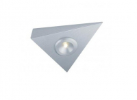 Lumoluce | Lugano | LED driehoek | 1 LED spots | Doe Zelf LED Kit uitbreiding | Warm Wit