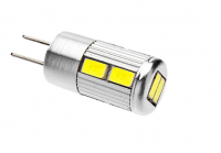 LED steeklampje | 12V | 3W | VV 15-20W | Warm Wit | G4 | 2