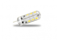 LED steeklampje | 12V | 1,2W | VV 10-15W | Warm Wit | 10 x