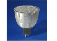 LED Spot (Nica) | 12V | 8W | VV 60W | Warm Wit | MR1