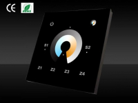 Wifi | CCT LED Afstandsbediening | Behorende bij CCT LED Controller | 4 Cont