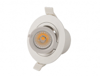 Interlight | Camita | LED inbouwspot | 1 LED spots | 520Lm | 7W