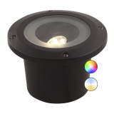 GardenLights | Smart LED Grondspot | 12V | Rond | 5W | Dim to Warm + RGB | Rubum p