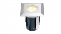 Garden Lights - Tache de sol Atria (3000K | 0.5W | 10lm | 12V | 45x42mm | Carré)